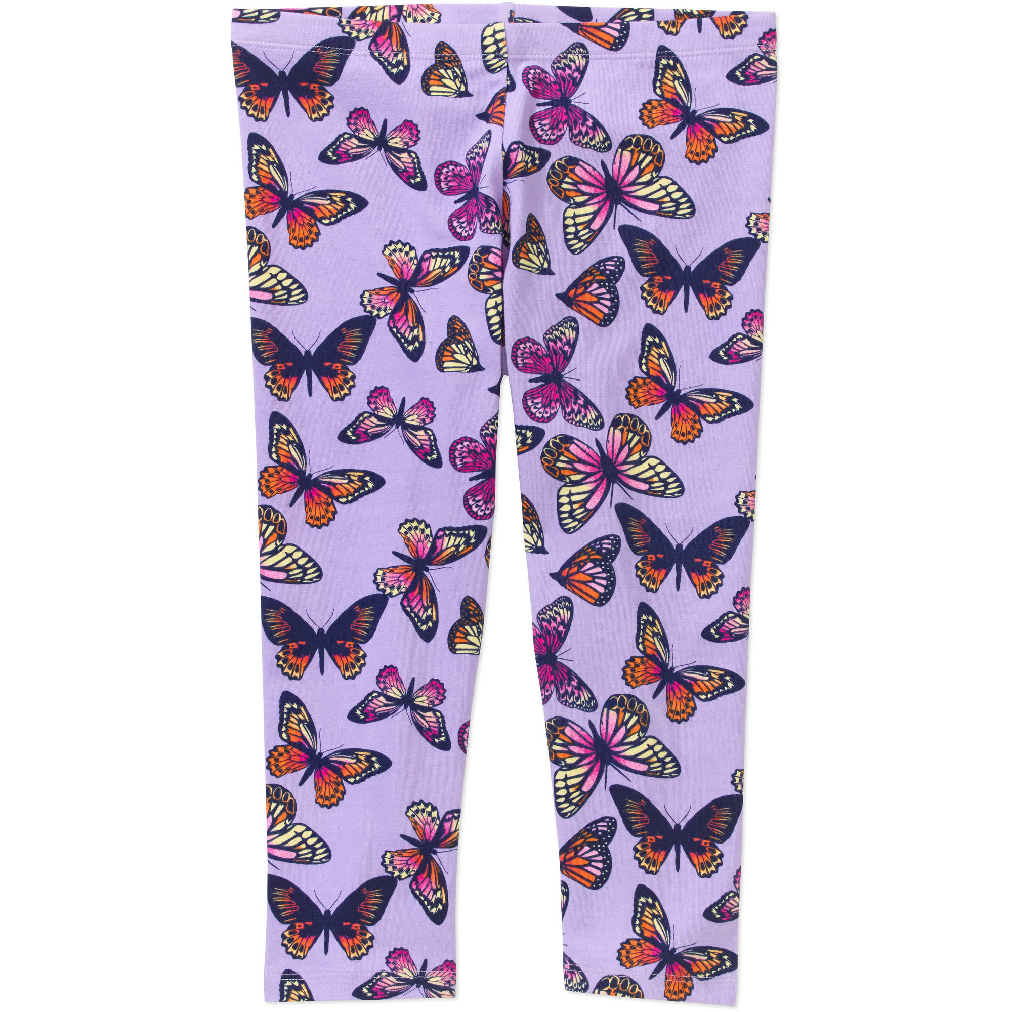 Faded Glory Girls' Capri Legging