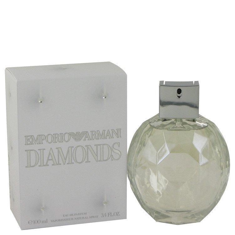 Emporio Armani Diamonds Perfume By Giorgio Armani 34 Oz Eau De