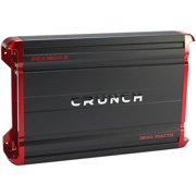 Crunch PZX1800.2 Powerzone 2-Channel Class AB Amp, 1,800 Watts