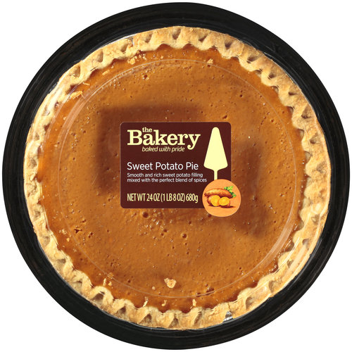 The Bakery at Walmart Sweet Potato Pie, 24 oz