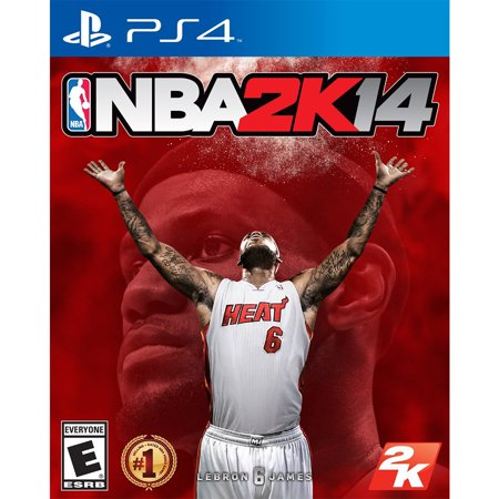 Nba 2K14   Playstation 4  Xsdp  47308   With Music Curated By Nba Legend And Cover Athlete Lebron James  Revamped Controls  And Realer Than Real Presentation  Nba 2K14 Has Earned Every One Of The