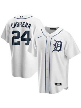 Miguel Cabrera Detroit Tigers Nike Home 2020 Replica Player Jersey - White