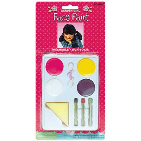 Garden Girl Washable Face Paint (1ct)](Girl Halloween Face Paint)