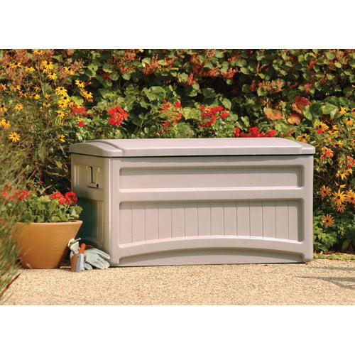 Suncast 73 Gallon Resin Deck Box