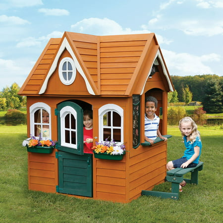 Kidkraft Georgian Manor Wooden Playhouse