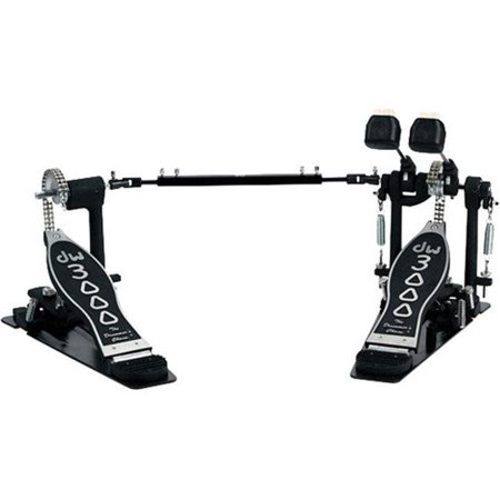 DW Drum Workshop 3000 Double Bass Drum Pedal