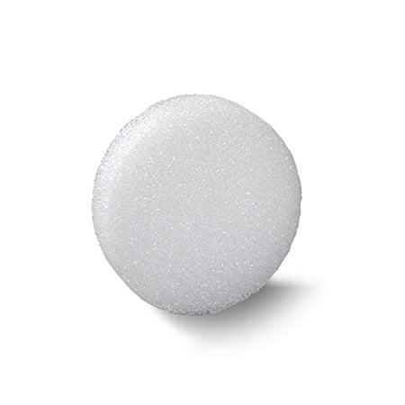 Styrofoam Disc - Wire Cut - White - 1 Inch Thick - 8 (Best Way To Cut Styrofoam Panels)