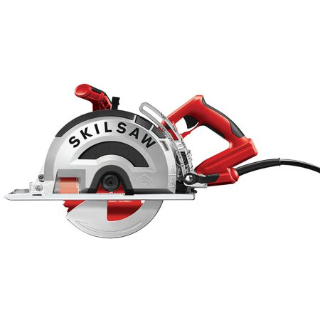 Factory-Reconditioned SKILSAW SPT78MMC-01-RT 15 Amp 8 in. OUTLAW Worm Drive Metal Cutting Saw (Refurbished)