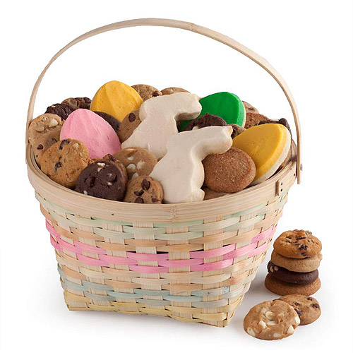 Mrs. Field Medley Easter Basket