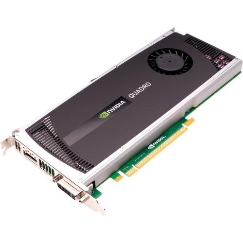 2GB PNY VCQ4000MACPB Quadro 4000 DVI DisplayPort PCI Expr...