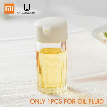 Xiaomi Youpin Jordan Judy Household Sealed Seasoning Jars Kitchen Oil Soy Sauce Salt Tank Leakproof Bottles Seasoning Can Cruet Condiment