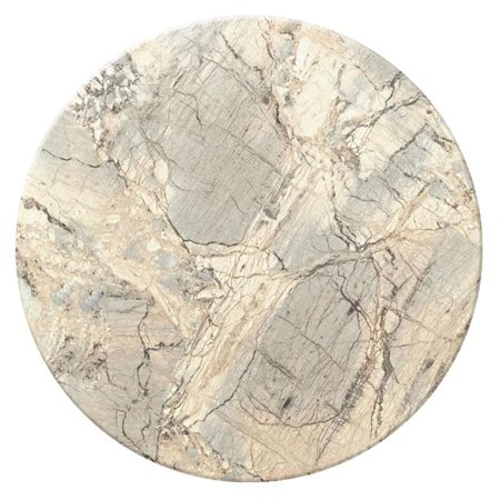 Source Contract SC-2601-422-MAR 28 in. Duratop Round Table Top, Marble ()