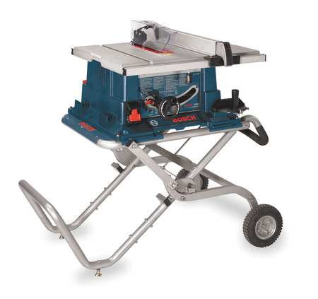 Contractor Table Saw, Bosch, 4100-09 by Bosch