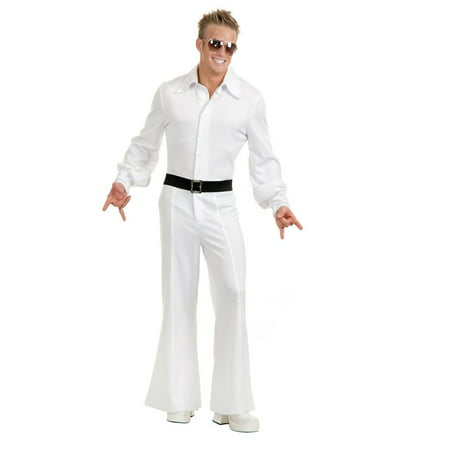 Halloween Studio Jumpsuit Adult White](Universal Studios Hollywood Halloween)