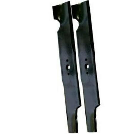 Ariens Zoom 34 Mower Blades for Ariens Zoom 34 in Zero Turn Mowers, 2-Pack -