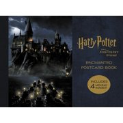 Harry Potter and the Sorcerer's Stone Enchanted Postcard Book (Other)