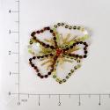 Expo Int'l Net Flower Sequin Applique