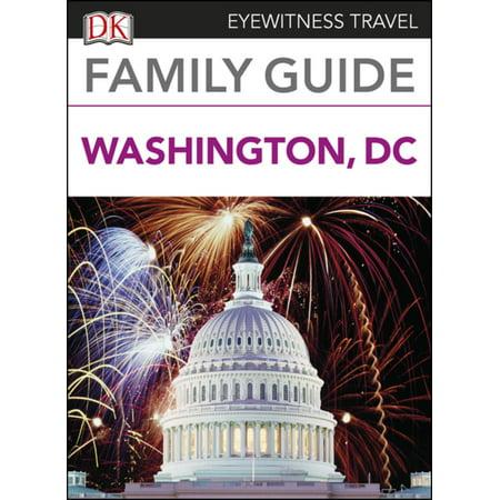 Family Guide Washington, DC - eBook