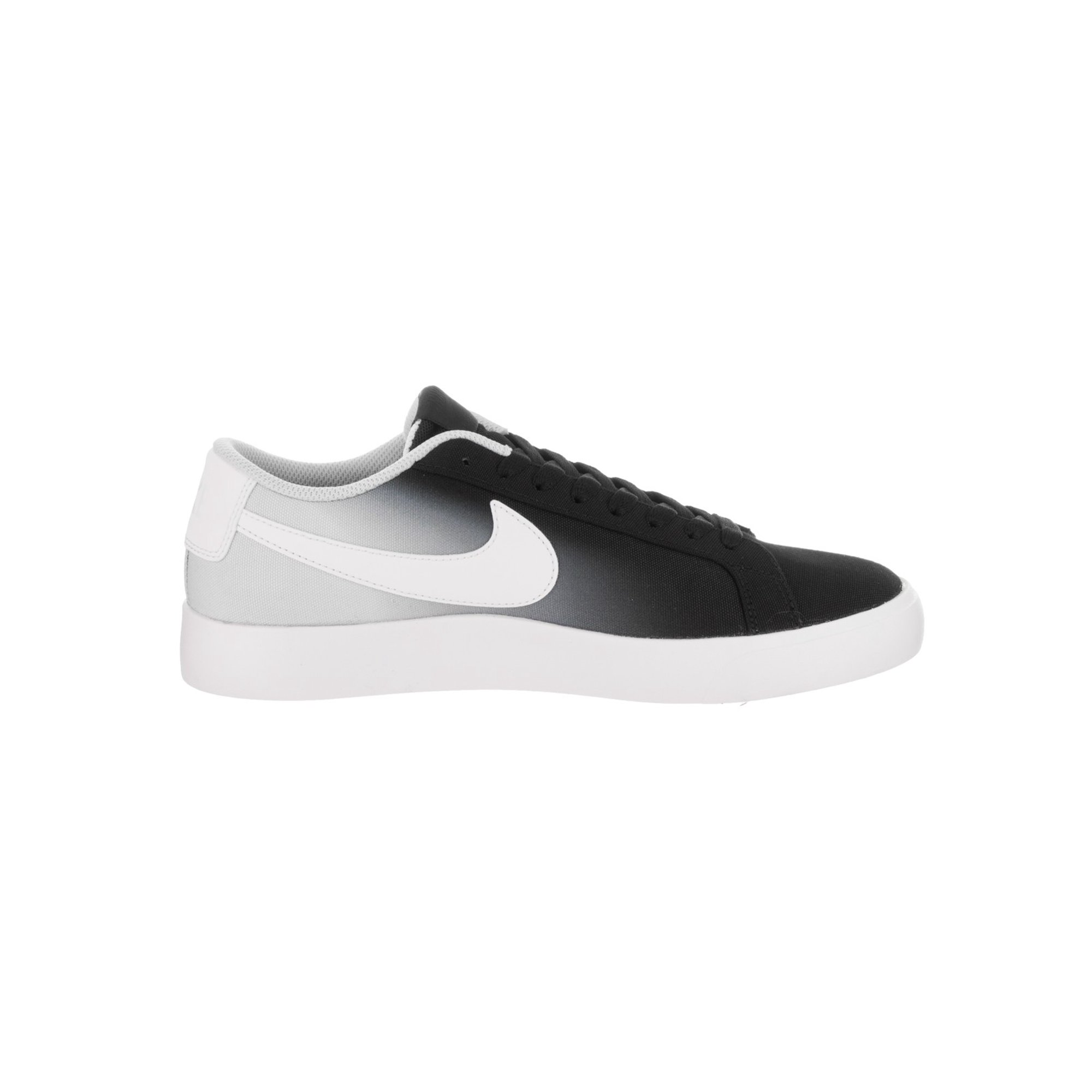 more photos 12ffa ea0c2 Nike Men s Sb Blazer Vapor Black   White Pure Platinum Ankle-High Canvas  Skateboarding Shoe - 9.5M   Walmart Canada