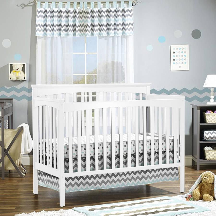 Sorelle Petite Paradise Elite 4 In 1 Crib Changing Table
