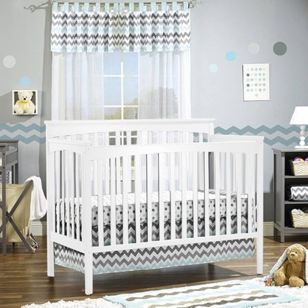 Sorelle Petite Paradise Elite 4-in-1 Crib, Changing Table and ...