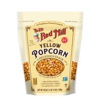 Bob's Red Mill Premium Yellow Popcorn Kernels, 30 Oz. Bag