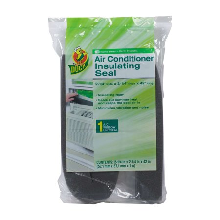 Duck Brand Air Conditioner Insulating Seal Walmart Com