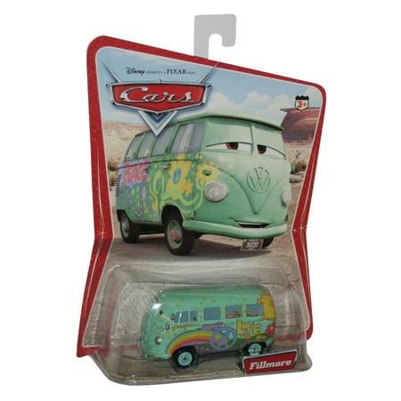 Disney Pixar Cars Movie Fillmore Desert Scene Series 1 Toy Car - Desert Toms
