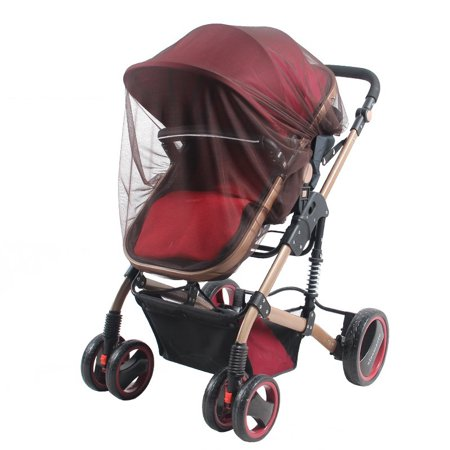 Supersellers Stroller Anti Mosquito Cover Net Baby Buggy Pram Fly Insect Protector Cover