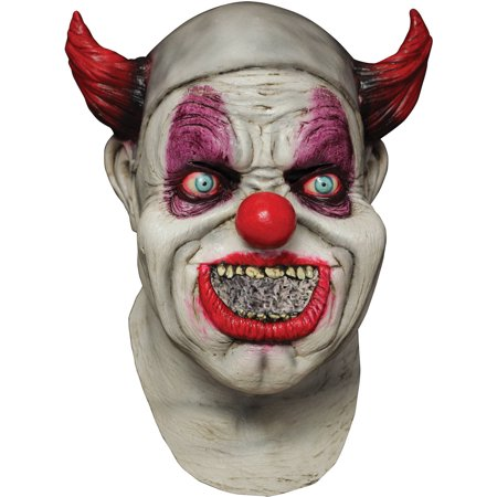 Maggot Clown Mouth Digital Adult Halloween Accessory](Clown Mouth)