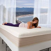 FULL Spa Sensations 13'' Channel Quilted Memory Foam Mattress