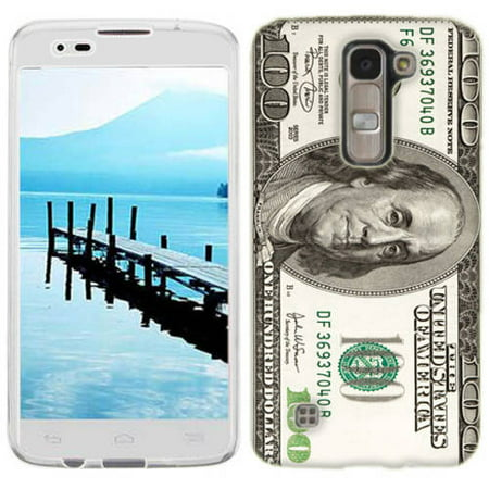 - Mundaze Hundred Dollar Phone Case Cover for LG Tribute 2