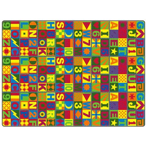 Flagship Carpets Educational Floors That Teach Area Rug