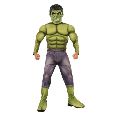 Thor: Ragnarok - Hulk Child Costume (Thor Loki Halloween Costume)