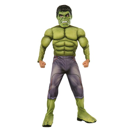 Thor: Ragnarok - Hulk Child Costume - Hulk Replica Costume