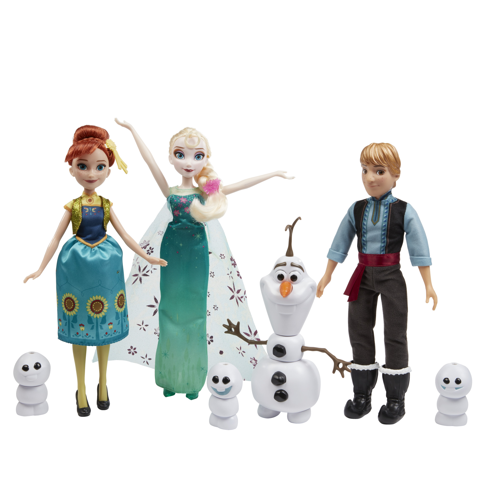 Hasbro Disney Frozen Fever Friends Gift Set Ages 3+