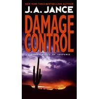 Joanna Brady Mysteries: Damage Control (Paperback)