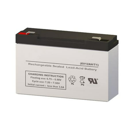 peg perego energy cube type c replacement battery 6v 12ah. Black Bedroom Furniture Sets. Home Design Ideas