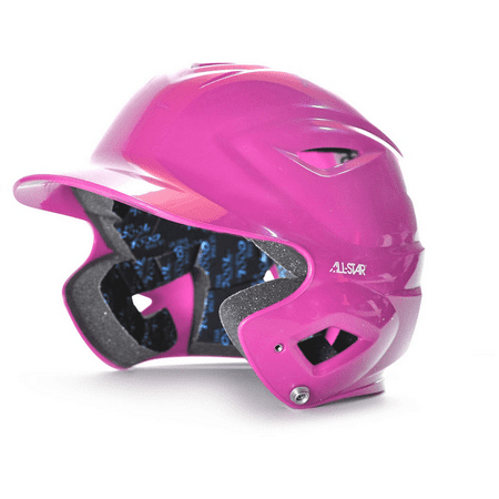All-Star Youth System 7 Solid Molded Batting Helmet ()