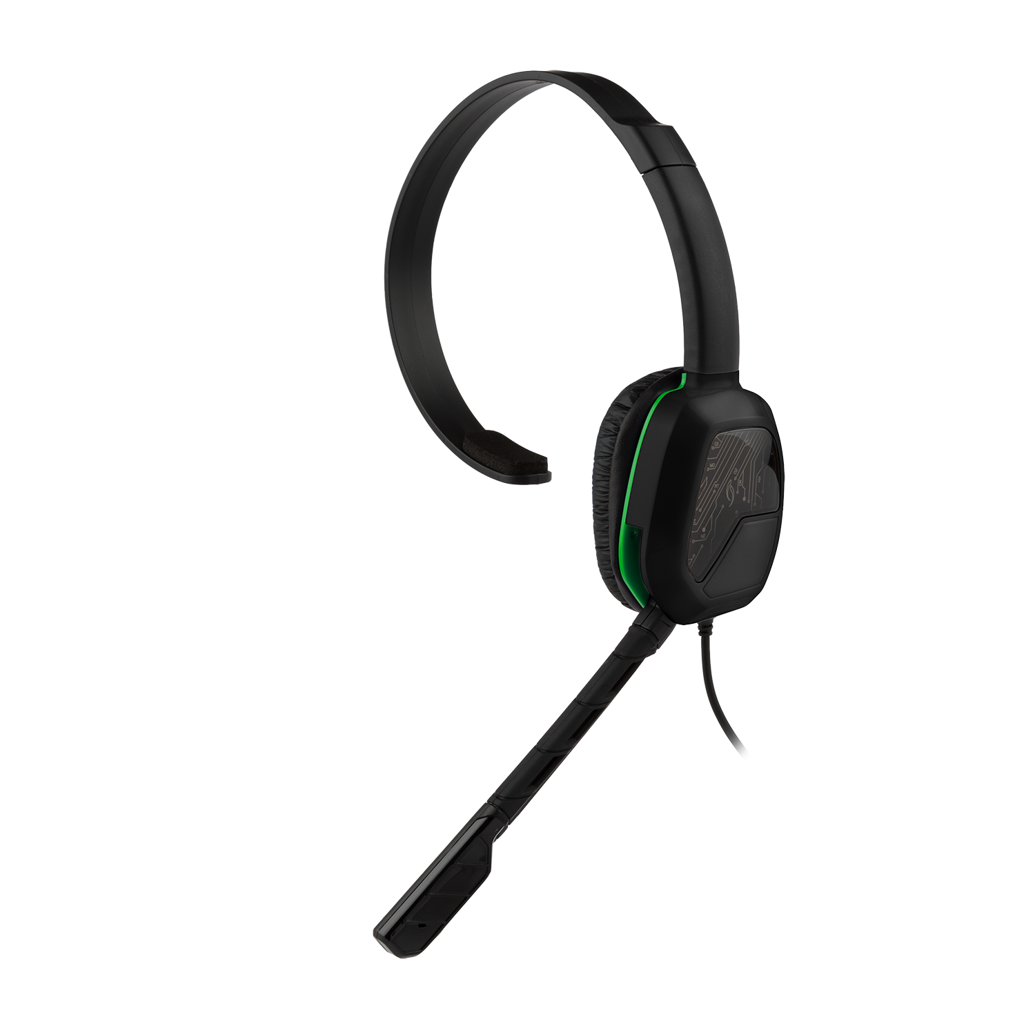 PDP Xbox One Afterglow LVL 1 Chat Headset, Black, 048-040 by PDP