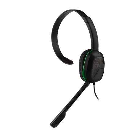 PDP Xbox One Afterglow LVL 1 Chat Headset, Black,