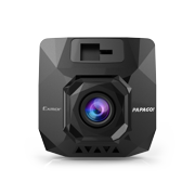 PAPAGO! GoSafe S37 Full HD 1080p Sony Exmor Imaging sensor Dash Cam Driving Safety Features with FREE 8GB MicroSD card & Adpater