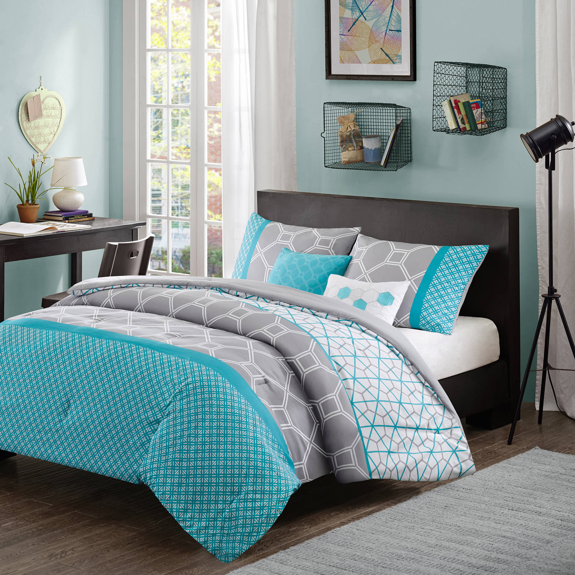 Home Essence Apartment Sarah Bedding Comforter Set