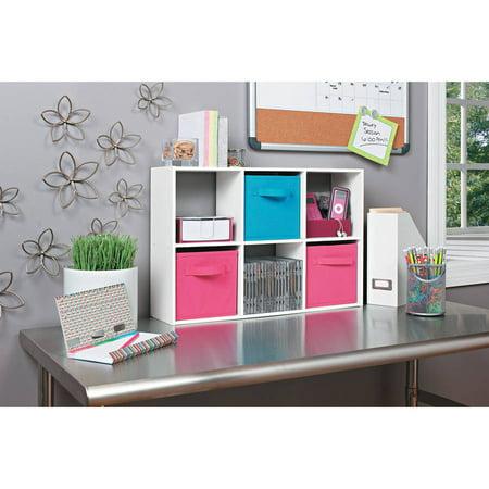 ClosetMaid Mini Cubicles White Best Shelving Storage
