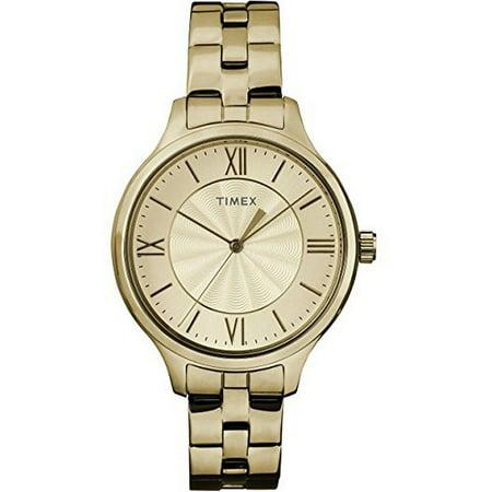 Women's Peyton Gold Tone Steel Link Watch TW2R28100 ()