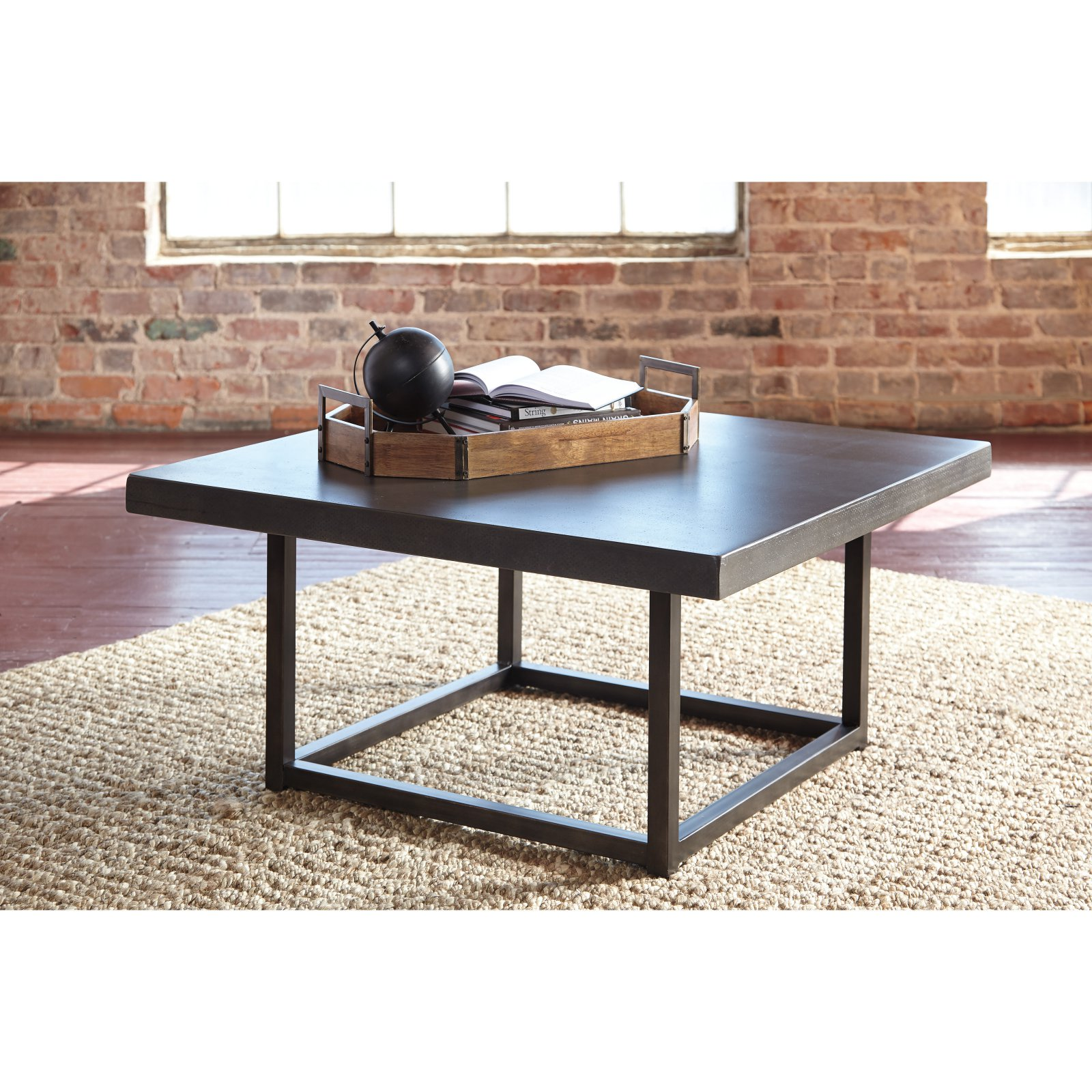 Signature Design by Ashley Starmore Square Cocktail Table by Ashley Furniture