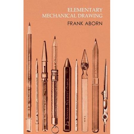 Elementary Mechanical Drawing - eBook ()