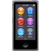 Refurbished Apple iPod nano 16GB, Black