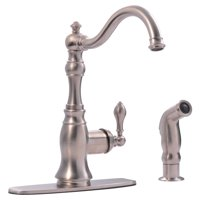 Identity Bathroom Faucet with Drain Assembly new design Bybah8.bathnew.beer BathroomFaucets 1476 spend less identity bathroom faucet w