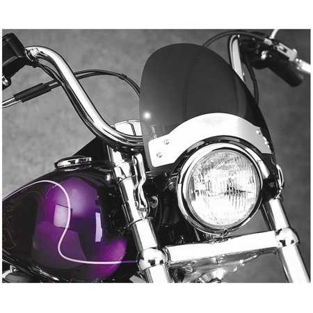 National Cycle N2531-002 Flyscreen with Black Hardware - Dark Tint